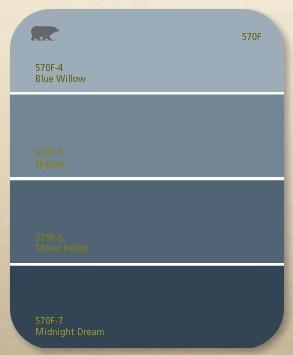 blue paint chips impressive large teal blue paint chips. Black Bedroom Furniture Sets. Home Design Ideas