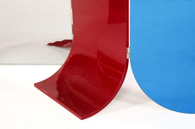 #Bow #screen, design #AntonioAricò for #altreforme, #Galactica collection, #interior #home #decor #homedecor #furniture #aluminium #woweffect #madeinItaly