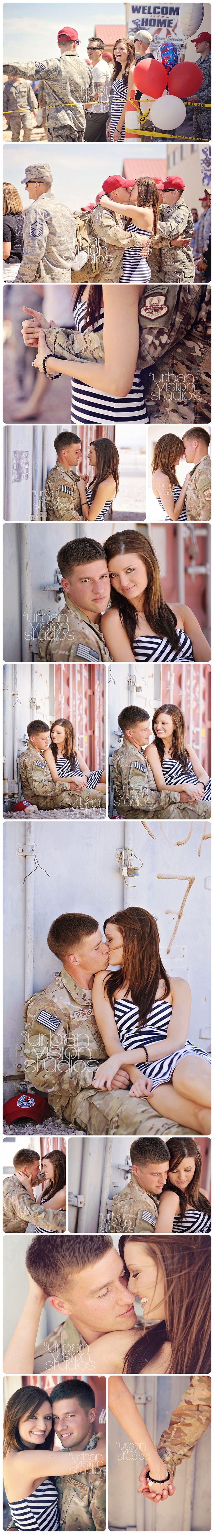 Coming home! | deployment homecoming | urban vision studios » Urban Vision Studios
