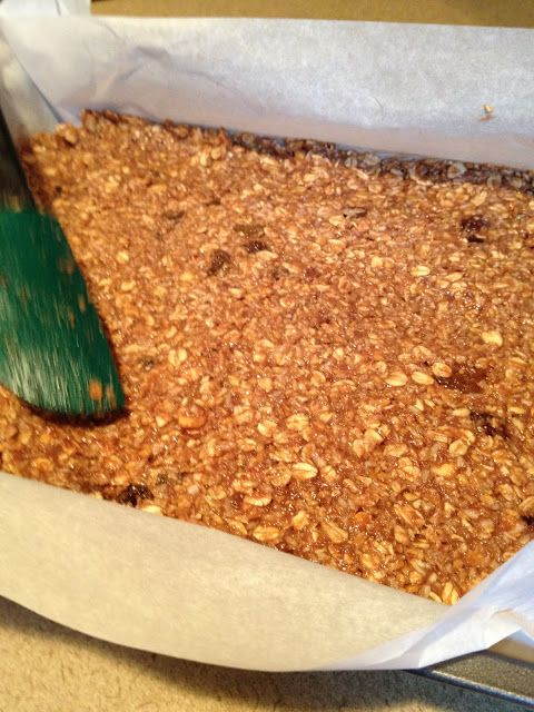 Healthy Kids: Homemade Protein Bars