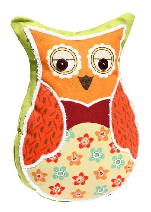 Cushion - Circle Owl $16.50