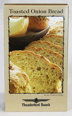 Toasted Onion Bread – Thunderbird Ranch Gourmet Foods