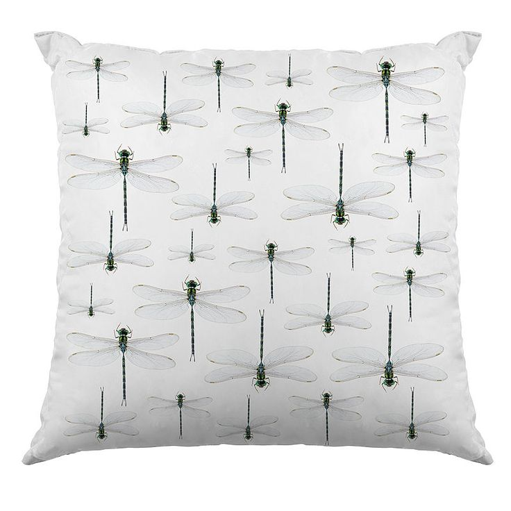 top3 by design - Dreamers Inc - dragonfly decorative cushion