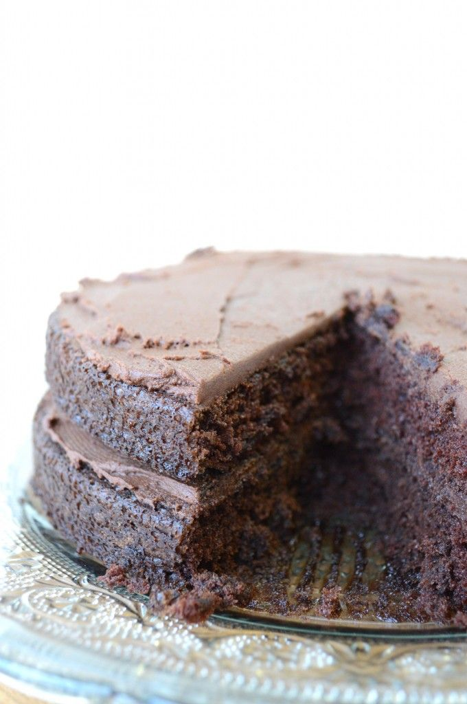 Hersheys Easy Does It Chocolate Cake