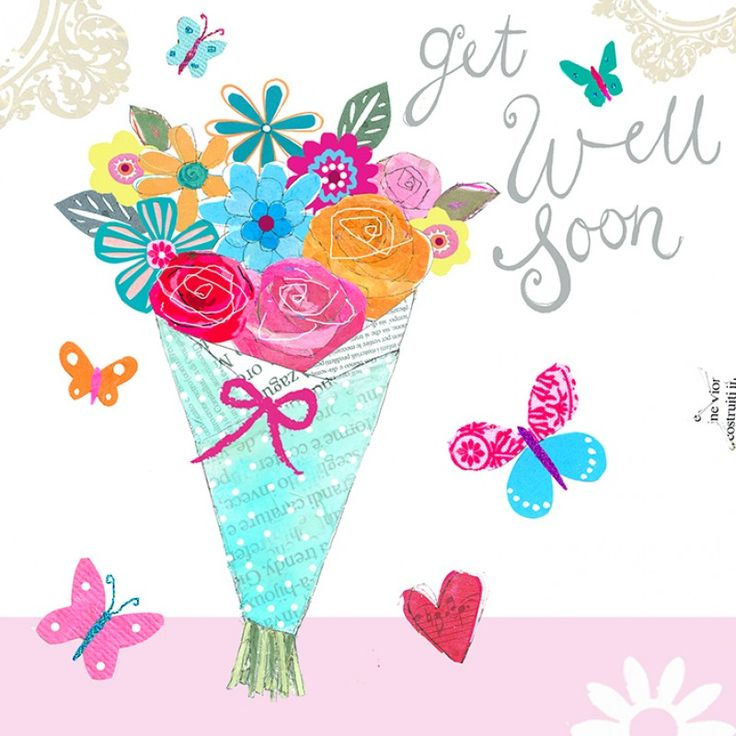 Feel Well Soon Messages: (( S A Y : Get Well Soon ))