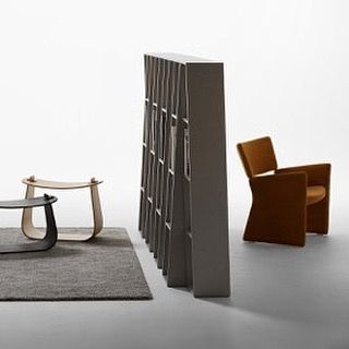 Massproductions new Endless Shelving System, perfect for sharing things and dividing spaces. Designed by Chris Martin. Come visit us at @sthlmfurnfair stand B09:21 from 9-13 February #endless #shelvingsystem #2016sff #designchrismartin #massproductions
