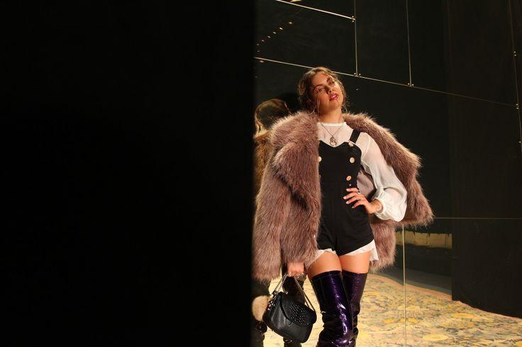 AUS: Alice McCall - Backstage - Mercedes-Benz Fashion Week Australia 2017