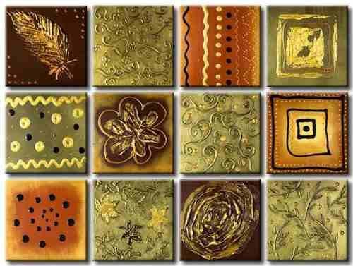 292 mejores im genes sobre cuadros con texturas todo - Cuadros modernos con texturas ...