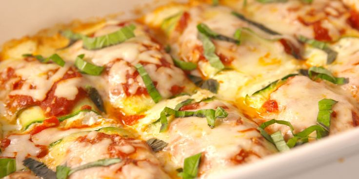 Zucchini Mannicotta  -  Search no further for the perfect low-carb alternative to heavy pasta.  -  http://www.delish.com/cooking/recipe-ideas/recipes/a54032/zucchini-manicotti-recipe/