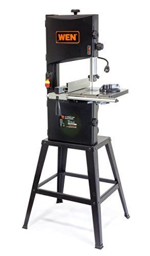 "#airtoolsdepot WEN 3962 Two-Speed Band Saw with Stand and Worklight, 10"" by Great Lakes Tool MFG INC: We are happy to present the excellent…"