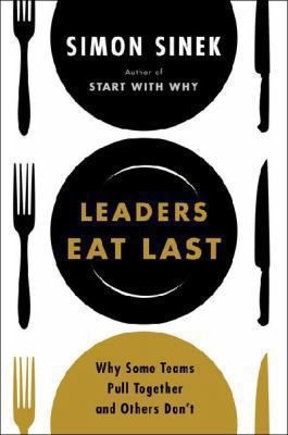 "Sinek, Simon. ""Leaders eat last : why some teams pull together and others don't"". New York : Portfolio/Penguin, 2014. Location: 12.50-SIN IESE Barcelona"
