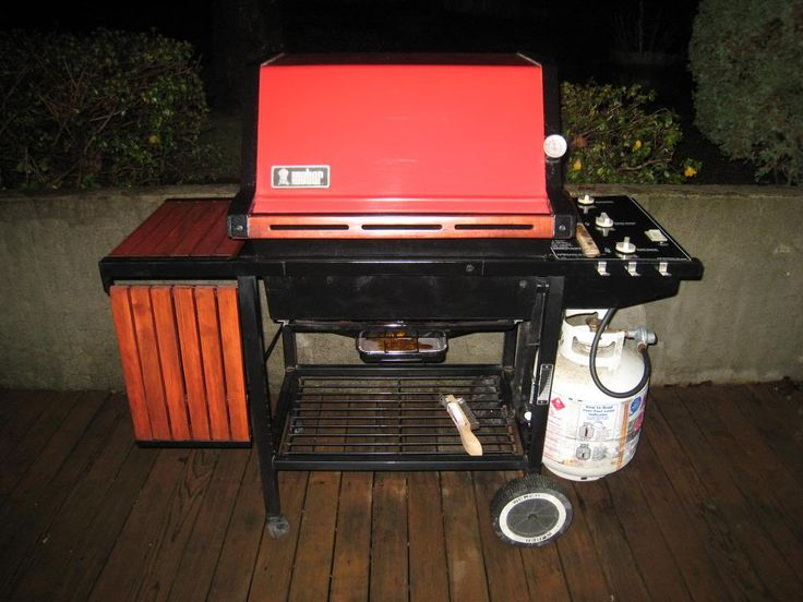 Weber Gas Grill Parts >> finished product | Weber Grill Rehab in 2019 | Grilling, Restoration, Weber grill