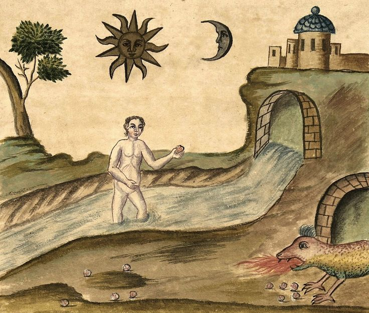 Zoroaster, Clavis Artis, MS. Verginelli-Rota, Roma (Italy), 1738