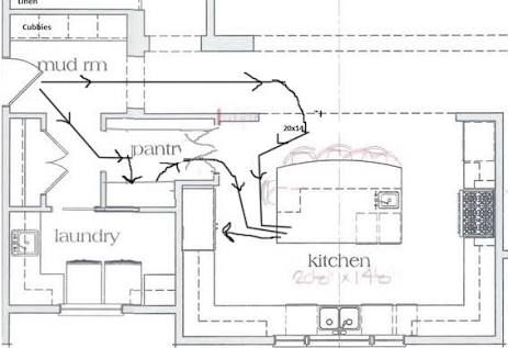 kitchen floor plan ideas with island 1000 ideas about u shaped houses on u shaped 9375