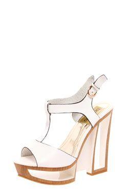 Stella Cut Out Detail Sandal