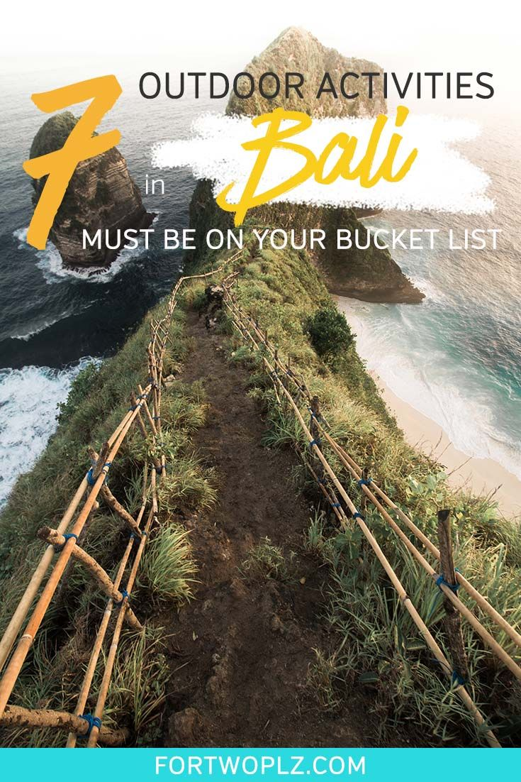7 Experiences For A Perfect Bali Getaway Asia Travel Asia Travel