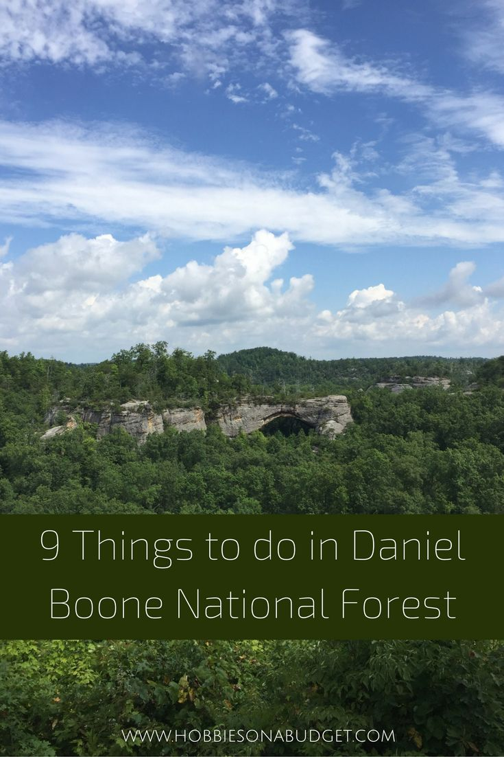 9 Things to do in Daniel Boone National Forest                                                                                                                                                                                 More
