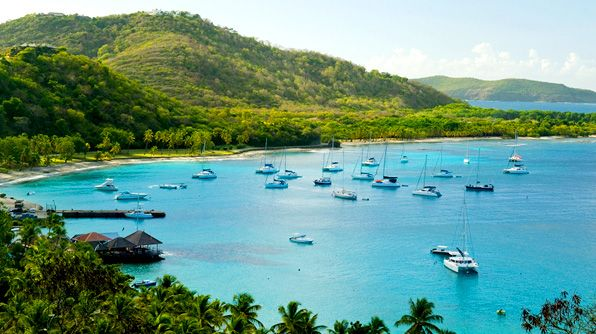 Mustique, West Indies