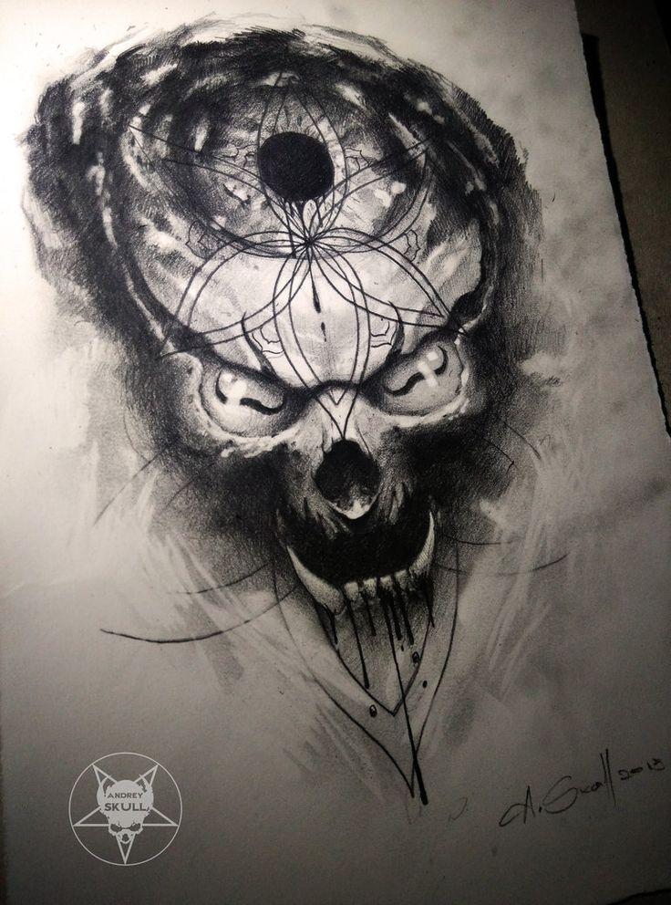 Evil eyes in the dark-5892