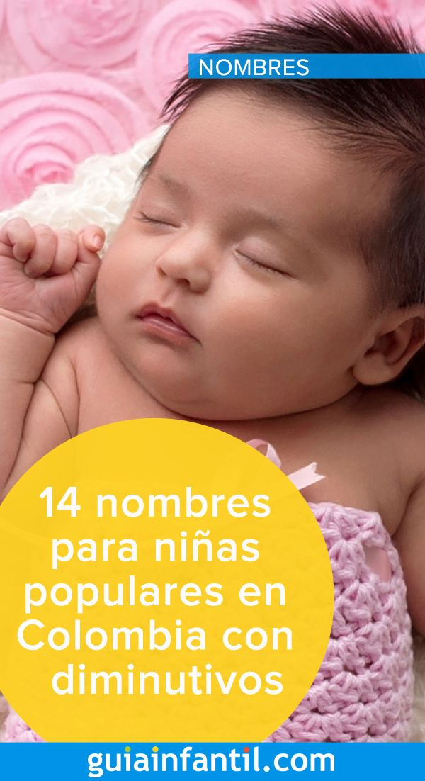 Pin En Nombres Para Bebés