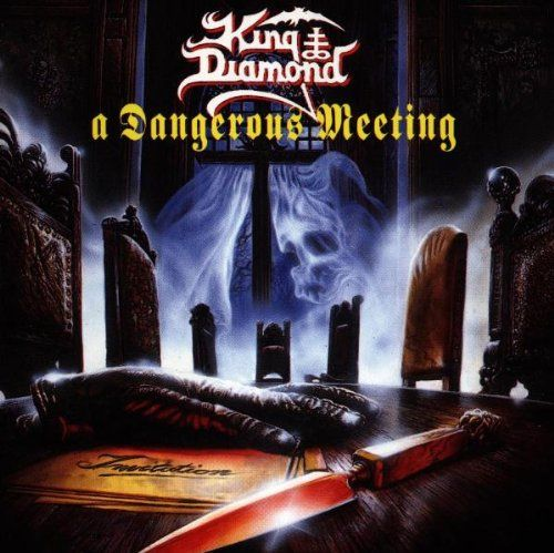KING DIAMOND - A Dangerous Meeting