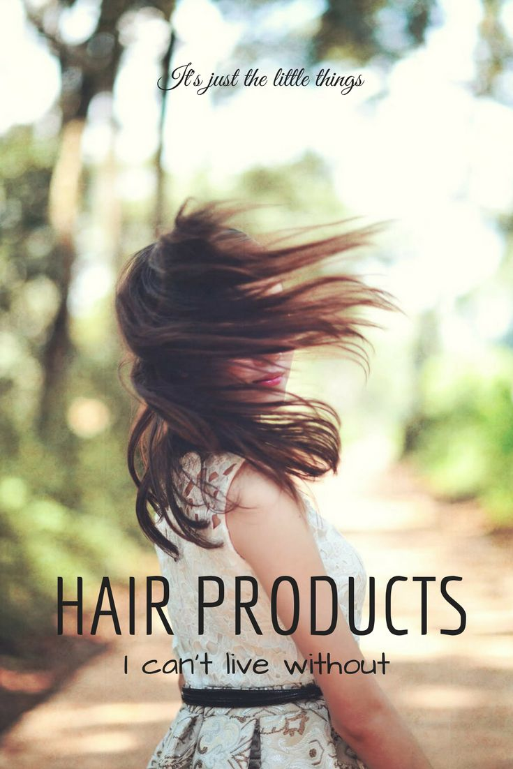 Hair Products I Can't Live Without. Your Wavy Hair Will Thank You!