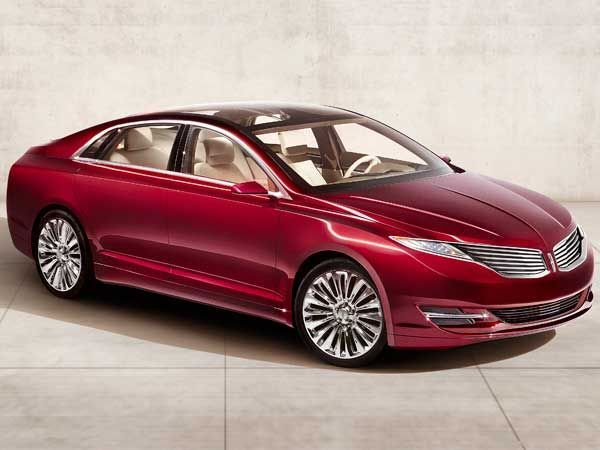 Behold The Luxury Car Stylings Of 2025 Lincoln Mkz Concept Cars Lincoln Motor Company