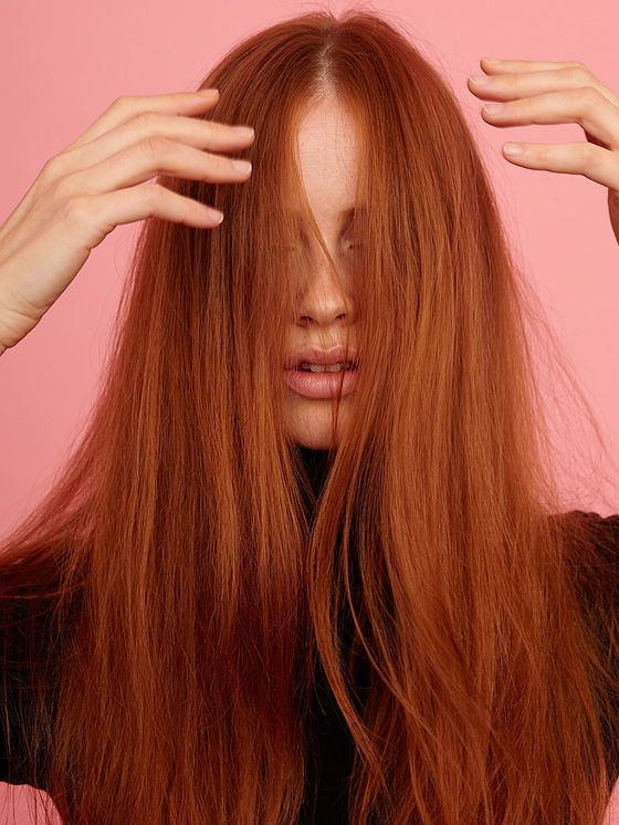 MC1R the world's first magazine all about redheads Cover & Editorial by Jens Kaesemann