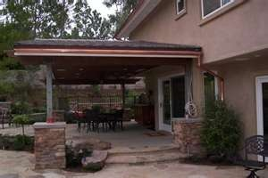 attached covered patio backyard ideas pinterest
