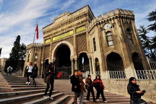 Üniversite ve tarih denildiğinde Türkiye'de akla gelen ilk üniversite ise kuşkusuz İstanbul Üniversitesi
