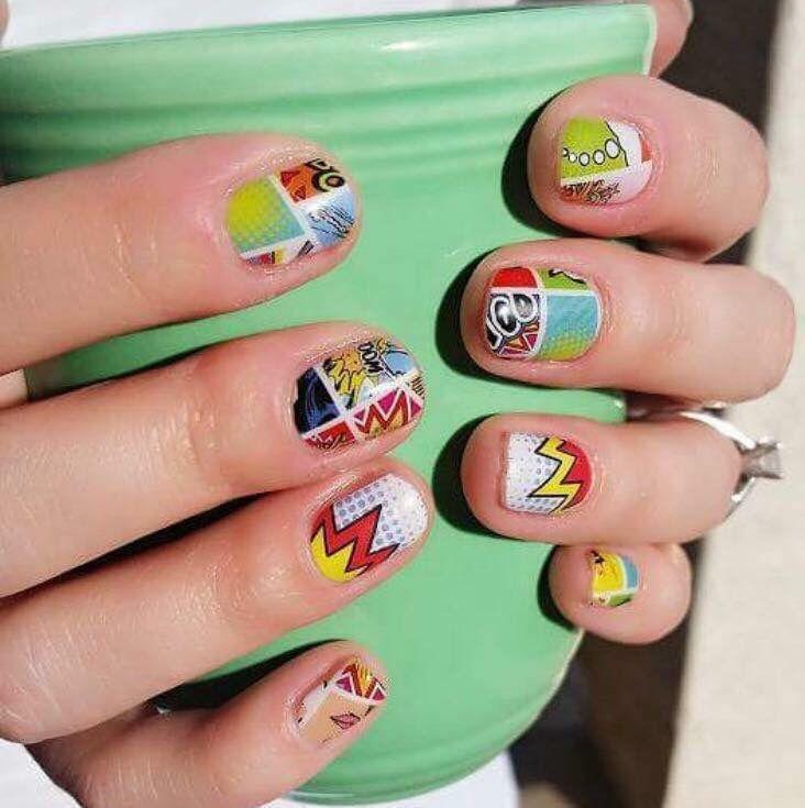 Mejores 131 imágenes de Jamberry Nail Wraps en Pinterest | Moda ...