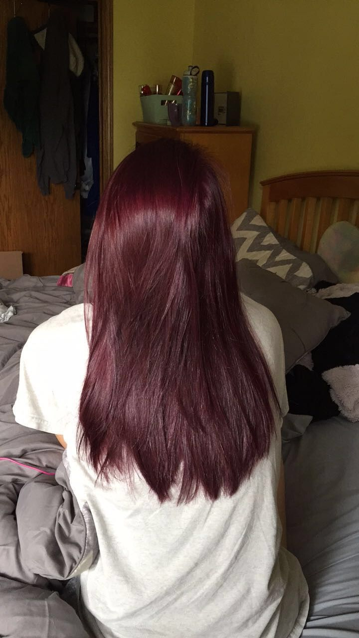 Ion Color Brilliance Radiant Raspberry Permanent Hair