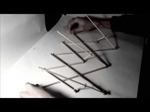 Mecanismo Arquitectónico Desplegable - YouTube
