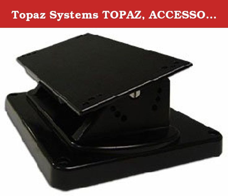 Topaz Systems TOPAZ, ACCESSORY, TILT STAND FOR TOPAZ LCD SIGNATURE PADS A-TSL1-1. Topaz Systems TOPAZ, ACCESSORY, TILT STAND FOR TOPAZ LCD SIGNATURE PADS A-TSL1-1 TV & Display Stands.