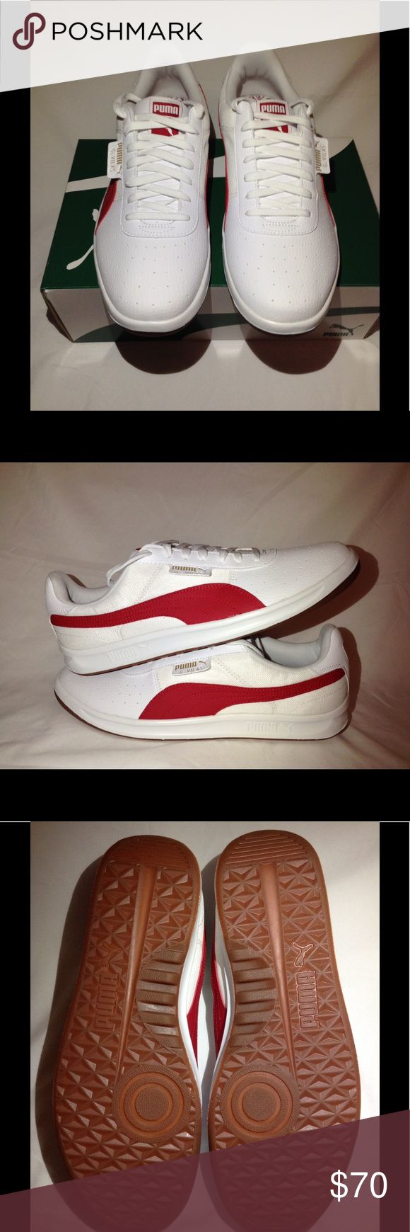 Puma G. Vilas 2 Core Never Worn New with Box Puma Casual Sneakers Puma Shoes Sneakers