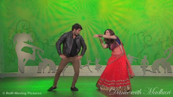 Learn 'Ghagra' from Madhuri Dixit-Nene on DancewithMadhuri