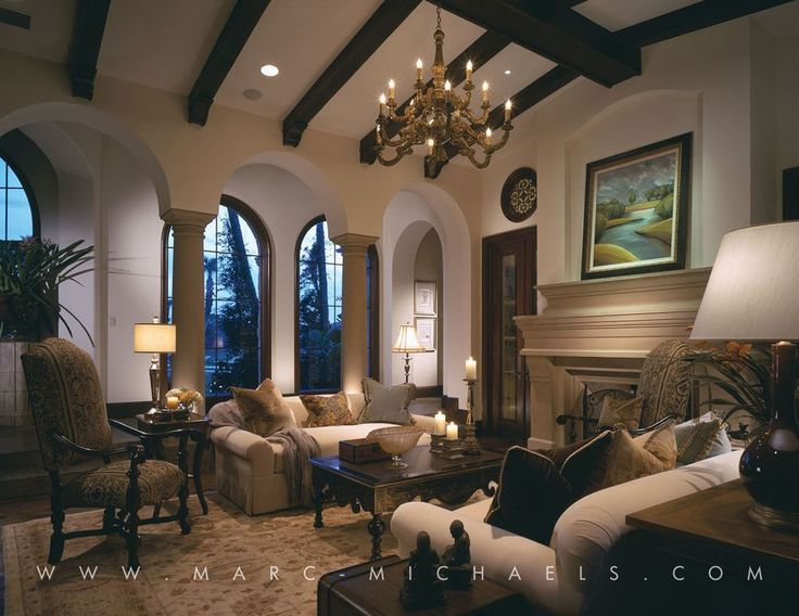 16 best Tuscan Inspired Residences images on Pinterest   Interiors ...
