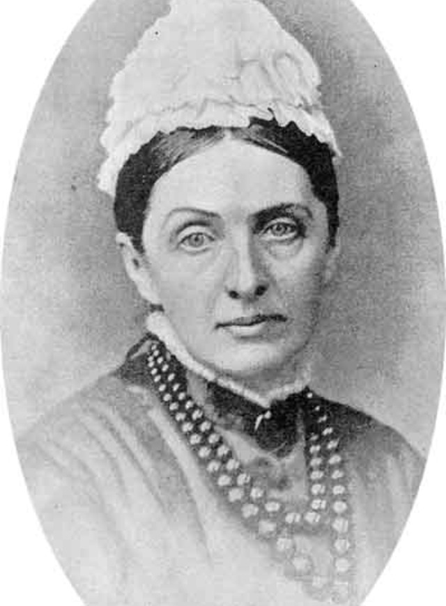 photo of Isabella Bird.