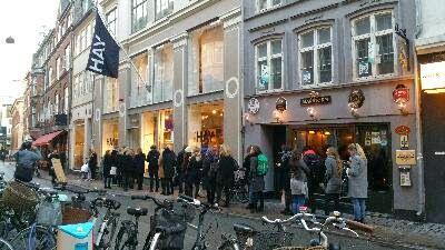 2ndclassluxury: Hay outlet København