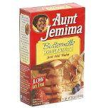 aunt jemima complete pancake mix instructions