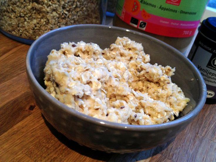 Proteinopskrifter - Protein Cookie Dough Proteinopskrifter