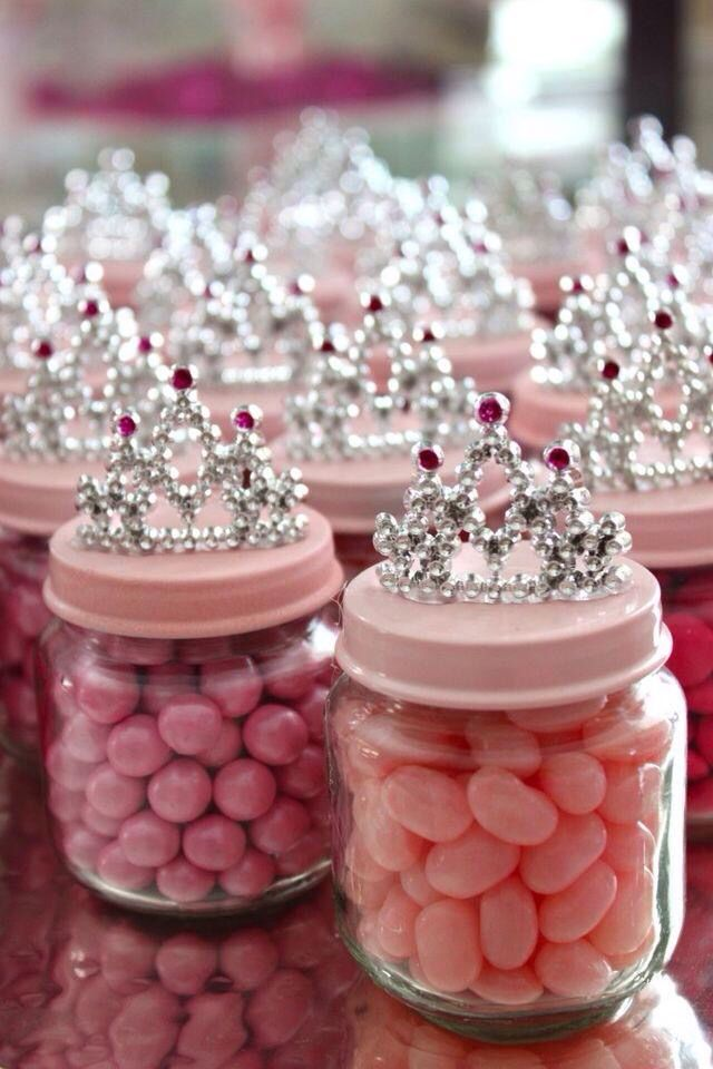 Adornos de princesa