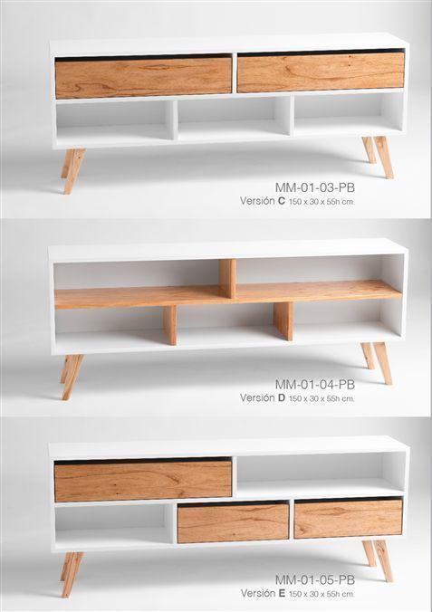 17 mejores ideas sobre muebles para tv modernos en - Muebles franceses modernos ...