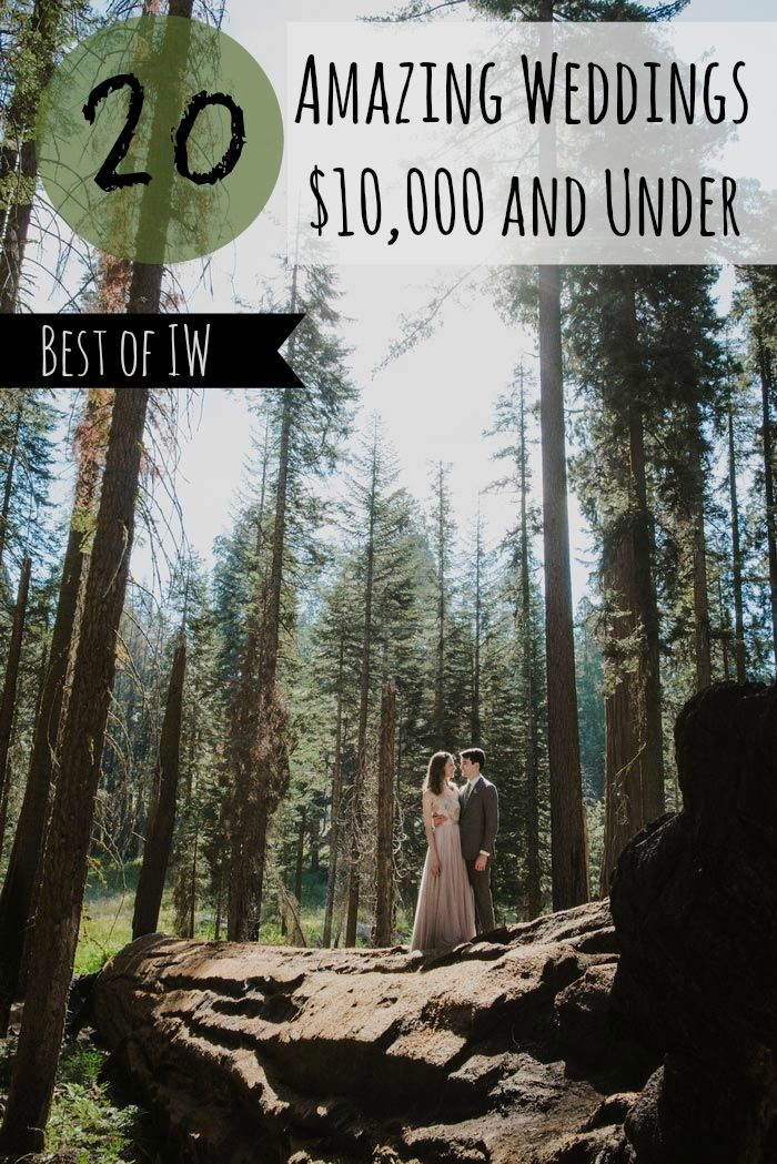 wedding venues on budget in california%0A Best of IW          Amazing Weddings         and Under