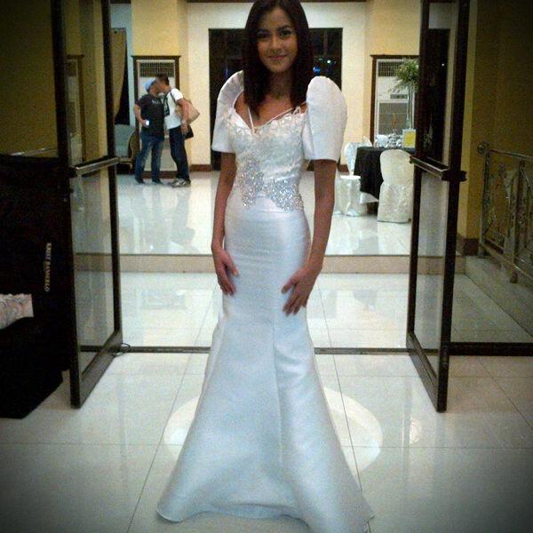Simple Wedding Dresses In Philippines: Pin By NarRayya On Filipiniana Theme Wedding
