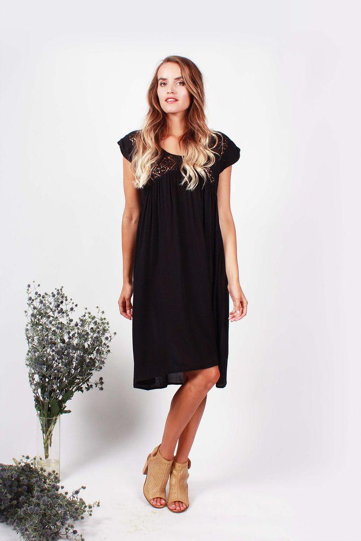 The Paua Room - Little Black summer dress, $139.90 (http://www.thepauaroom.com/little-black-summer-dress/)