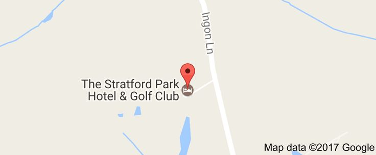 Map of The Stratford Park Hotel & Golf Club