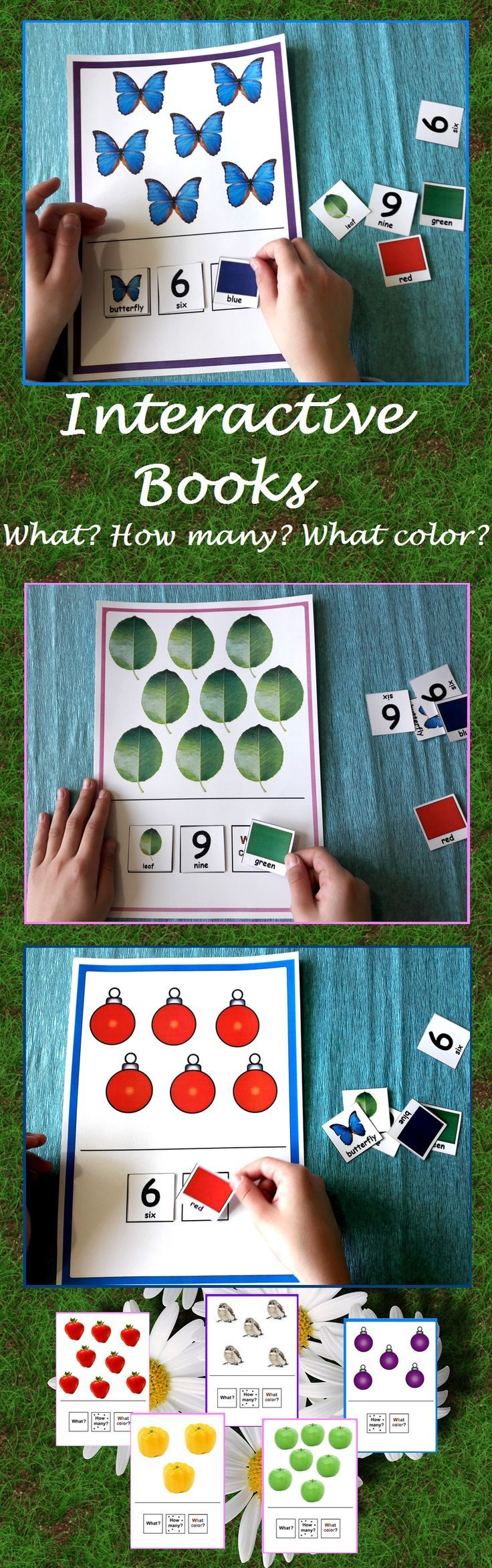 873 best Numbers & Counting for Kids images on Pinterest | Early ...