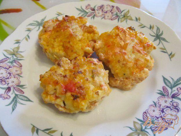 Куриные тефтели в томатно-сметанном соусе - пошаговый рецепт с фото