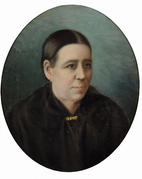 Doña Rosa Galisteo de Rodríguez. Spagnoli, Humberto